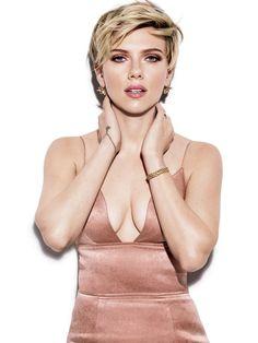 Scarlett Johansson – COSMOPOLITAN MAGAZINE PHOTOSHOOT
