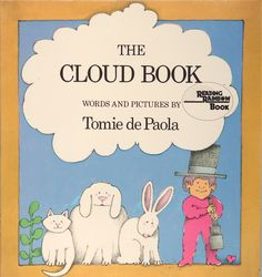 The Cloud Book, by Tomie Depaola