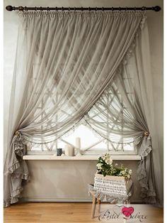 Скрещенные шторы - Вуаль