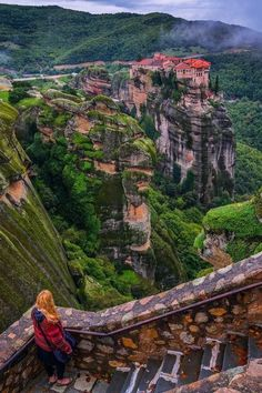 Meteora, Greece. | Blog by the Planet D | #Travel #TravelPhotography #Wanderlust #TravelInspiration #Meteora #Greece Greatest Adventure, Adventure Awaits, History Of Wine, Adventurous Things To Do, Local Festivals, The Monks, Exotic Places, European Destination, Greece Travel