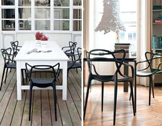 kartell chair lucyna kolodziejska design home pinterest