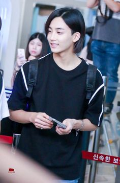 [PIC/HQ] 160804 Gimpo Airport - #Seventeen Jeonghan