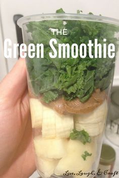 This is the famous green smoothie recipe from a shop in NYC. It lives up to the hype.