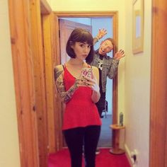 Hannah Snowdon I would like this hair