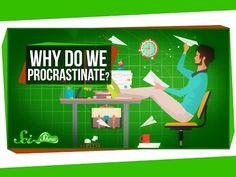 Teaching Talk: Helping Students Who Procrastinate (Tim Pychyl) - YouTube