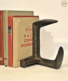 70's  Vintage Cobblers Cast Iron Shoe Last   by VintageMedreana, $24.00