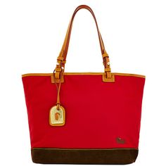 Dooney & Bourke handbags and accessories at prices easy to love. Red Handbag, Dooney Bourke, Travel Accessories, Handbags, Wallet, Medium, My Style, Leather, Net