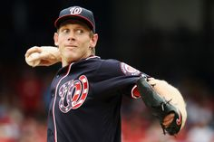 Stephen Strasburg improved to (9-0) in 11 starts this season with the Washington Nationals 11-0 in his outings as the Nats earned themselves a split of the four-game set with the St. Louis Cardinals with a 10-2 win this afternoon in Nationals Park.