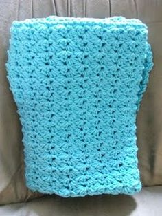 Treble Crochet Baby Blanket Pattern : 1000+ images about Crochet Blankets on Pinterest Baby ...