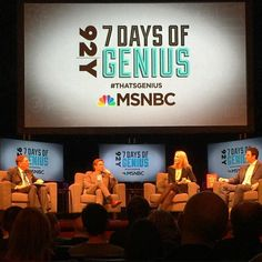 Former Gen. David Petraeus @alecjross Cori Bargmann and Jared Cohen discuss the Industries of the Future @92ndstreety #thatsgenius