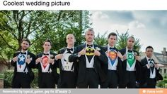 This will happen at my wedding