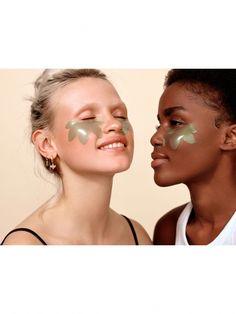Nails Inc Inc.redible No Puff Zone Hydrating Hemp Under Eye Mask, 4g #VaselineEyelashes