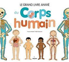 Le grand livre animé du corps humain, Milan