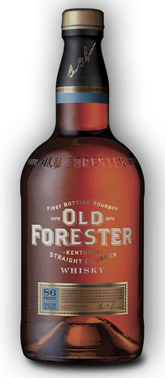 Old Forester Bourbon. Akin to Pappy Van Winkle, or so I have heard. Doesn't matter. Relatively speaking, it noses like a good bourbon, has mouth feel like a good bourbon and tastes like a good bourbon, and finishes like a good bourbon. Get it on your shelf. Your next neat double will thank you.