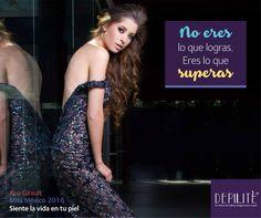 Ana Girault además de ganar en México ante las mejores candidatas de todos los Estados, es experta en moda, y ya se paseaba en las mejores pasarelas antes de ganar el certamen.  #AnaGirault #Depilitè #MissMéxico #Tendencia #Belleza #Moda #Fashion #Pasarelas #Moda #Top