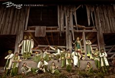 Colorful indian bridal party shot | Image courtesy of Banga Photography. Discover more Indian Bridal Party inspiration at www.shaadibelles.com #weddings #southasian #shaadibelles #bridesmaids #groomsmens Indian Bridal Party, Party Shots, Punjabi Wedding, Bridesmaids And Groomsmen, Dream Wedding, Colorful, Weddings, Image, Photography