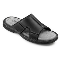 Galley in Black - Spring/Summer 2014 - Men's Sandals