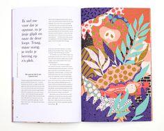Goede Papieren - Literature Museum magazine on Behance