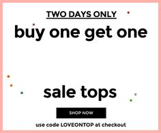 Love Culture: buy one get one FREE | Milled
