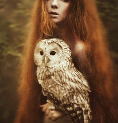 Emissaries of the Triple Goddess in many ancient cultures, owls are revered for their ability to see truth in darkness & sacred for their powerful influence in casting magic spells.  The Welsh Star & Moon Goddess, deity of reincarnation & karma, shape-shifts into an owl in order to move w/ strength & purpose through the night, using her wings to comfort & provide healing solace to those who seek her.