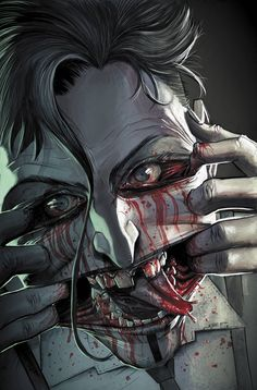 Dark Horse Announces New COLDER Series At Phoenix Comico, Tobin & Ferreyra's Horror Series Returns For a Final Scare As part of its announcement slate for Phoenix Comicon Dark Horse Comics has an. Horror Comics, Marvel Dc Comics, Anime Comics, Darkhorse Comics, Joker Dc, Joker And Harley, Harley Quinn, Darkness Film, Halloween Villain