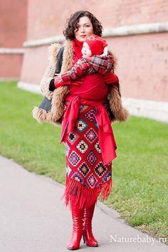 Love the Granny Square Chic Skirt!.