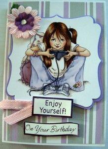cass - Hannah's card