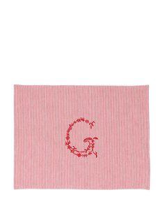 Thea Platzset red von Greengate