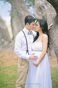 whimsical maternity photos. More on the blog!