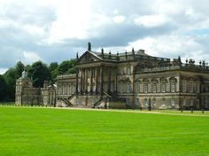 Wentworth Woodhouse (1725 - 1768) designed by the talented local architect, John Carr of York.
