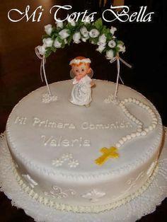 Mi Torta Bella: Tortas de Primera Comunión