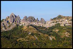 Piccole Dolomiti lucane - Pietrapertosa