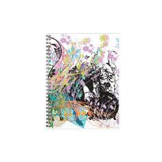 馬と花 ノートブック