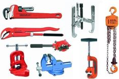 Awesome Plumbing Tool Set