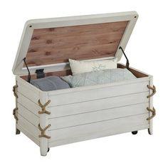Liberty Furniture 469-OT1012 Dockside II Storage Trunk