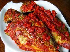 Resep Masakan Ikan Goreng Bumbu Balado