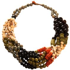Love ethnic beaded jewelry