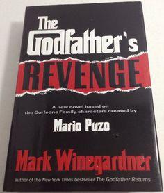 The Godfather's Revenge by Mark Winegardner (2006, Hardcover)