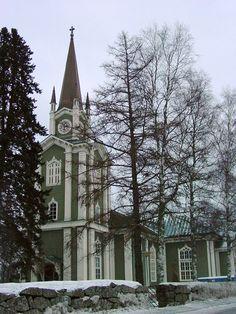 Urjalan kirkko Kuva: MV/RHO Minna Pesu 2005