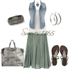 Summer Shopping Style