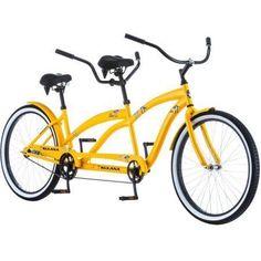 "26"" Kulana Lua Tandem Bike http://coolbike.us/product/26-kulana-lua-tandem-bike/"