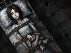 #AliceMadnessReturns