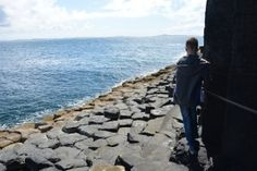 Hot hot hot at Fingal's cave – Gretel Goes Places