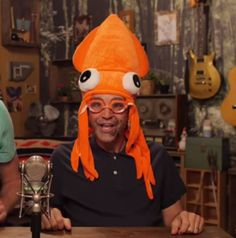 If my parents ever ask me why I watch GMM so much, I will just show them this picture. -Sav