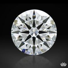 1.006 carat F color VS1 clarity A CUT ABOVE® Hearts and Arrows Super Ideal Round Cut Loose Diamond - Hearts and Arrows Ideal Proportions and a AGS Diamond Report. Price $12,027 www.whiteflash.com