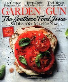 Garden and Gun Magazine 62016 Cover TruMen Traders