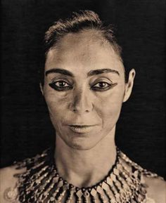 Shirin Neshat. Inspirational woman.