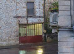Nuit pleuvante en Dommartin