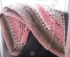 Colorful Shawl Knitting Patterns