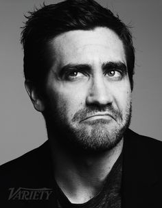 Jake Gyllenhaal, photographed by Ben Hassett for Variety, Dec 2014.